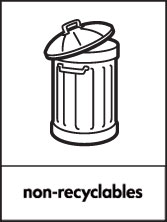 non-recyclables