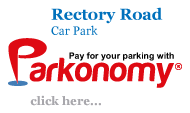 Pay for Rectory Road Car Park