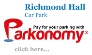 Pay for Richmond Hall Car Park