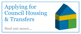 apply for council house transfers