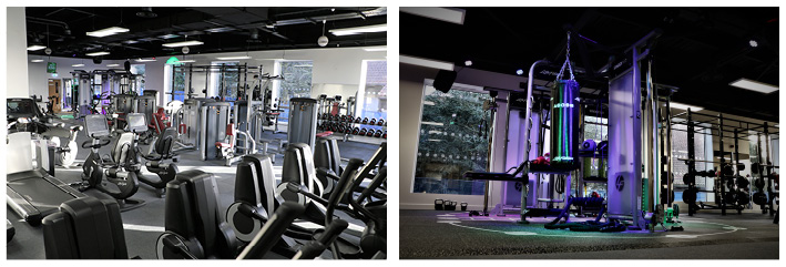 Runnymede Fitness Suite Images
