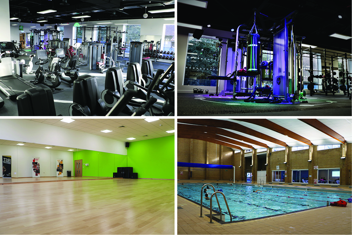 Images of Runnymede Leisure Centre