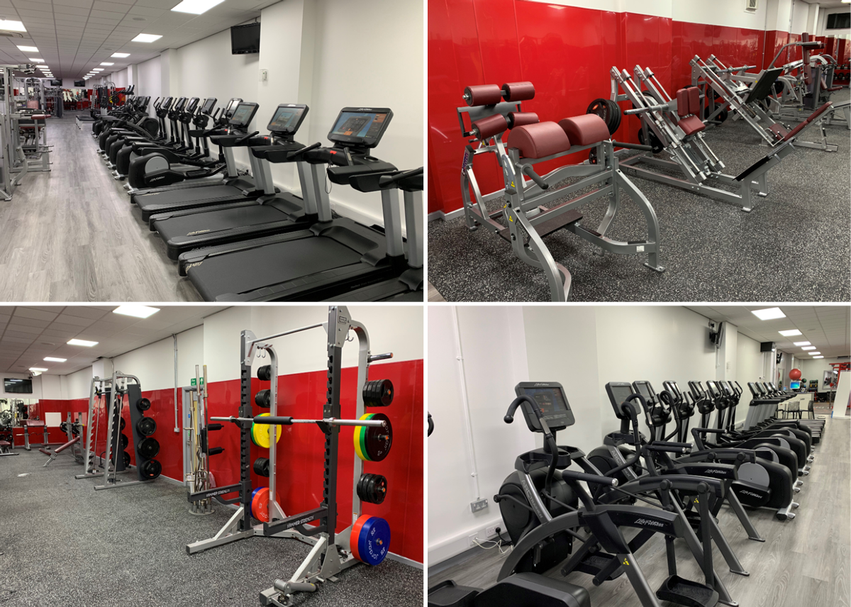 Pictures of Fitness Suite