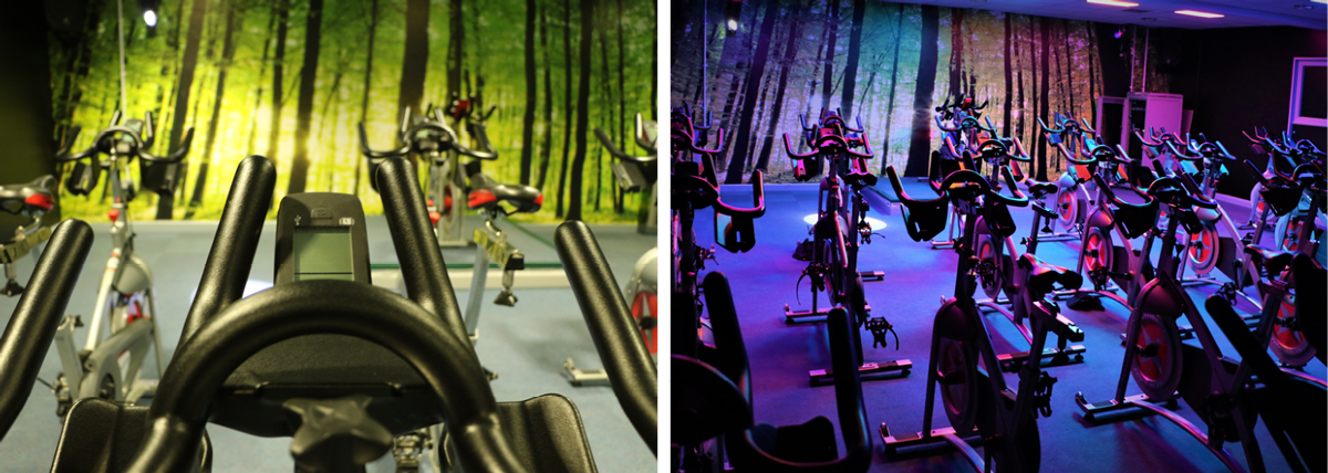 Image of Spin Bikes