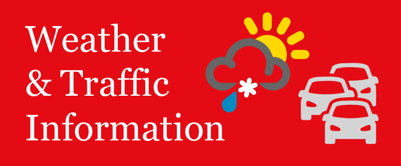 Weather and Traffic Information