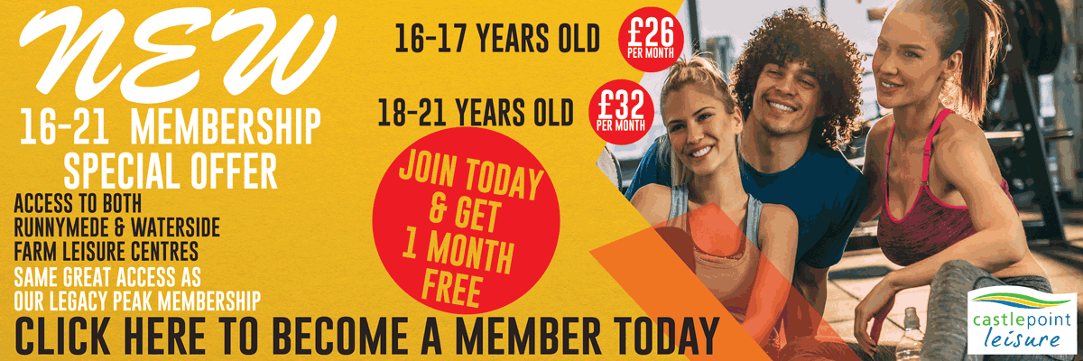 Young Person Membership
