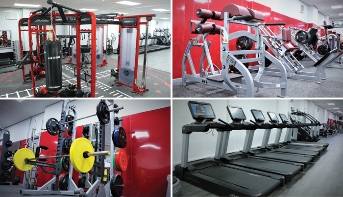 Fitness Suite Images