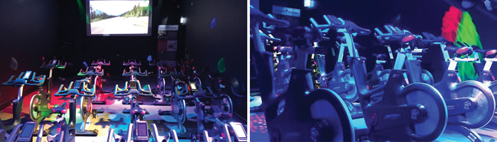 Spin Studio at Runnymede