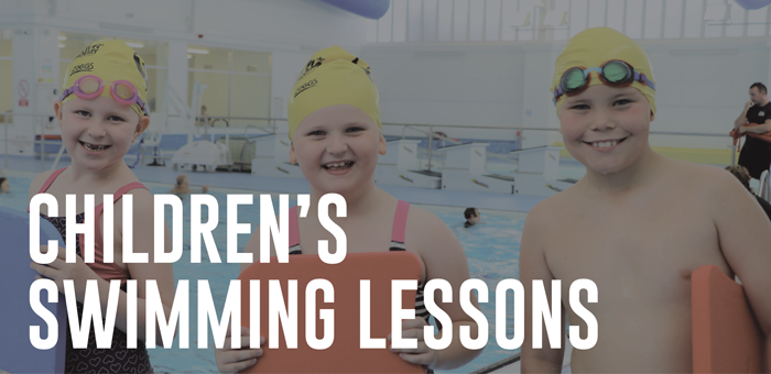 Children's Swimming Lessons Image