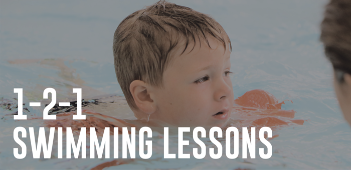 1-2-1 Swimming Lessons Image