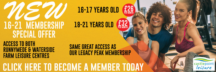 Young Persons Membership Offer